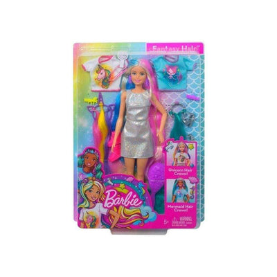The Little Things Barbie Fantasy Hair Doll