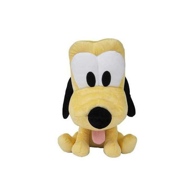 The Little Things Toys DISNEY PLUSH BIG HEAD PLUTO 20""