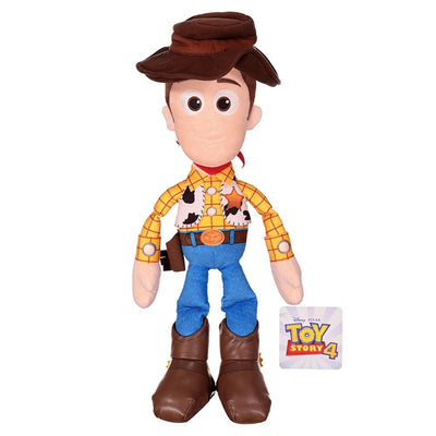 The Little Things Toys DISNEY PLUSH TOY STORY ACTION WOODY 22""