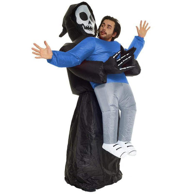 The Little Things Apparels PICK ME UP™ GRIM REAPER INFLATABLE COSTUME