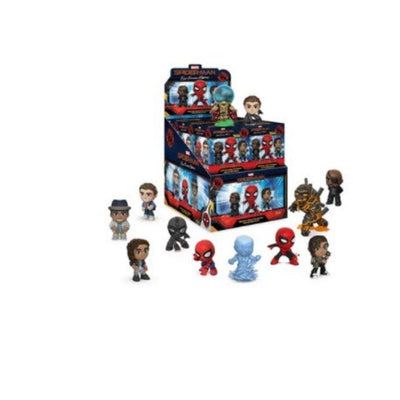 The Little Things Pop Mystery Minis Spiderman Far From Home Blind Box Vinyl Figure 2.5inch