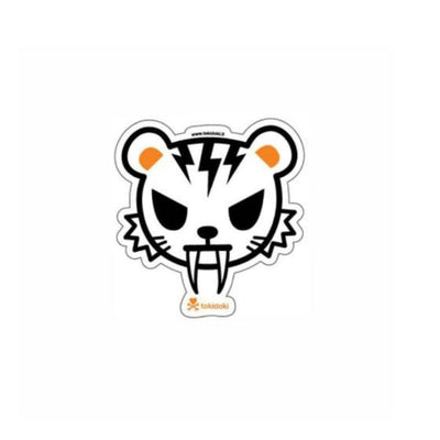 Tokidoki Stickers TKDK Salaryman Face - Sticker