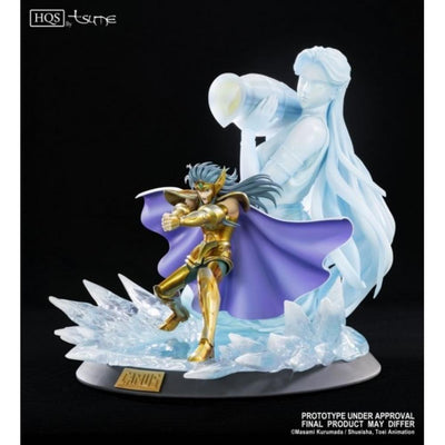 Tsume Art Resin Statues AQUARIUS CAMUS HIGH QUALITY BY TSUME