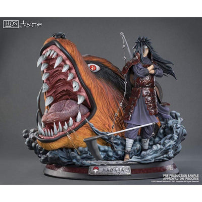 Tsume Art Resin Statues MADARA UCHIJA HQS+ BY TSUME