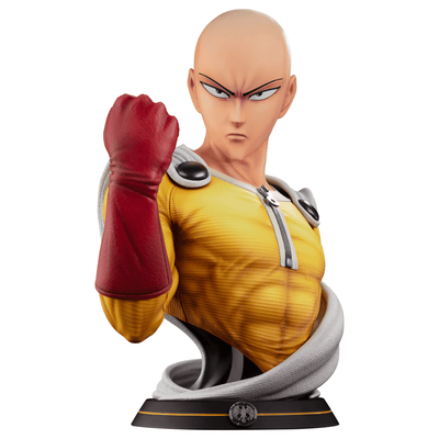 Tsume Art Resin Statues My Ultimate Bust Saitama By Tsume