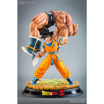 Tsume Art Resin Statues THE QUIET WRATH OF SON GOKU HIGH QUALITY BY TSUME