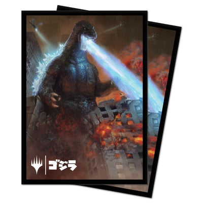 Ultra Pro Cards Deck Protector Sleeves - Magic The Gathering of Godzila