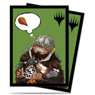 Ultra Pro Cards Standard Deck Protector - Chibi Collection Garruk
