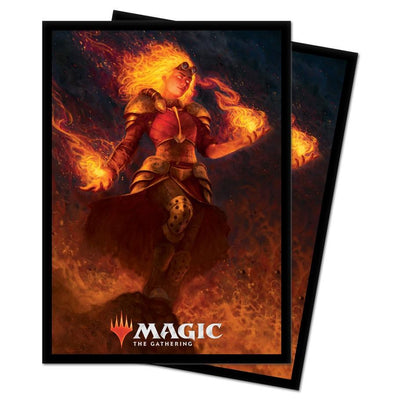 Ultra Pro Cards Standard Deck Protectors - Magic The Gathering M21 V4