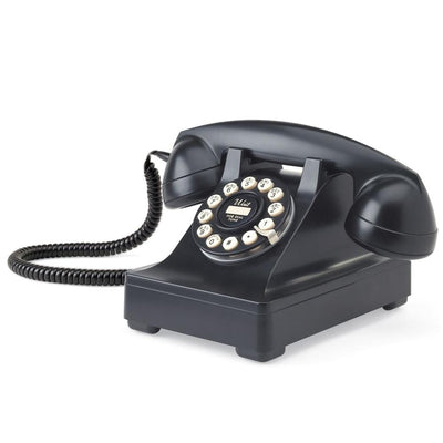 Wild & Wolf Novelty Series 302 Black Telephone