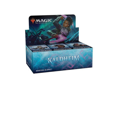 WIZARDS OF THE COAST MTG - Kaldheim Draft Booster Display (36 Packs) - EN