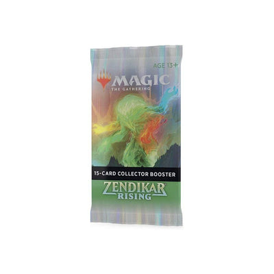 WIZARDS OF THE COAST Cards MTG - Zendikar Rising Collector Booster EN