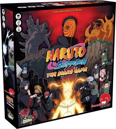 Yoka by Tsume Board Games Naruto - Board Game