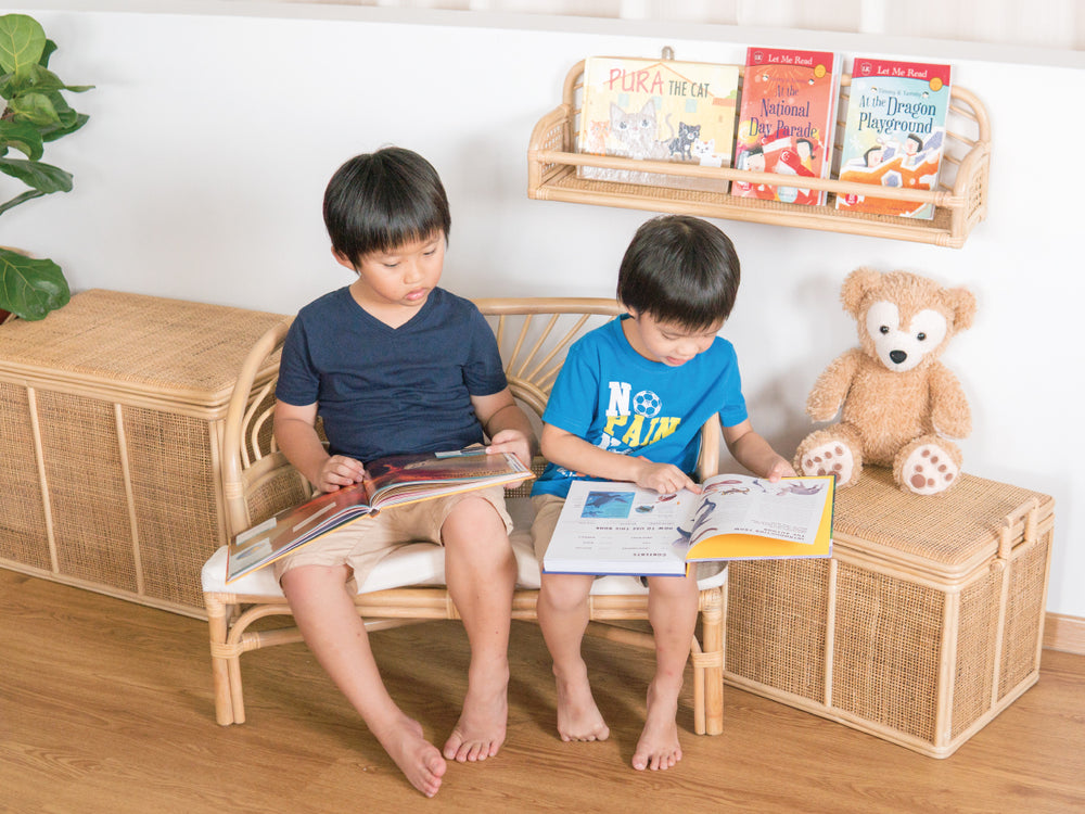 Buy Rattan Furniture and Rattan Toys Online | Kathy's Cove | Designed in Singapore