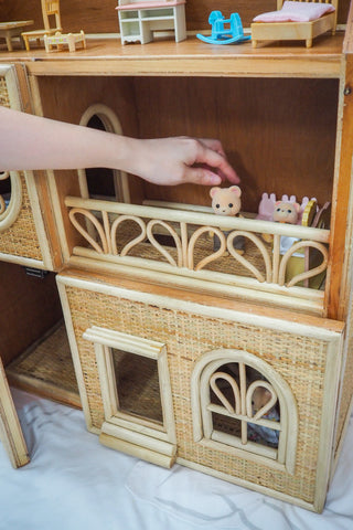 Develop fine motor skills with our doll house