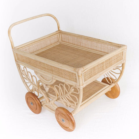 Tabby's Afternoon Tea and Snacks Cart Trolley