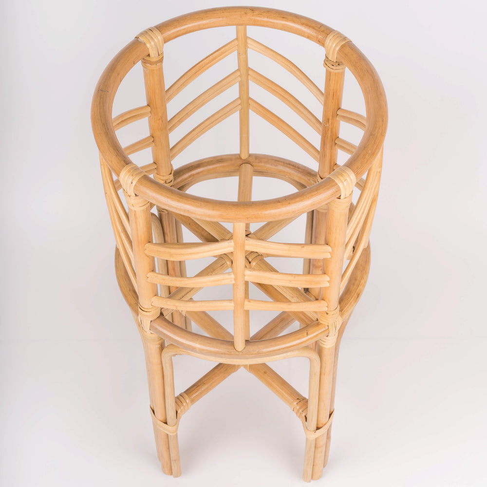 Load image into Gallery viewer, Ben's Planter (Large) | Shop Rattan Toys & Furniture Online | Kathy's Cove