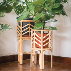 Load image into Gallery viewer, Ben's Planter (Medium) | Shop Rattan Furniture & Toys Online | Kathy's Cove