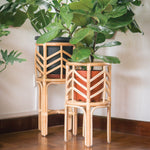 Ben's Planter (Large) | Shop Rattan Toys & Furniture Online | Kathy's Cove