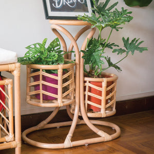 Betty's Party Planter | Shop Rattan Toys & Furniture Online | Kathy's Cove
