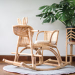Isaac's Unordinary Unicorn Rocking Chair | Shop Rattan Furniture and Toys Online | Kathy's Cove