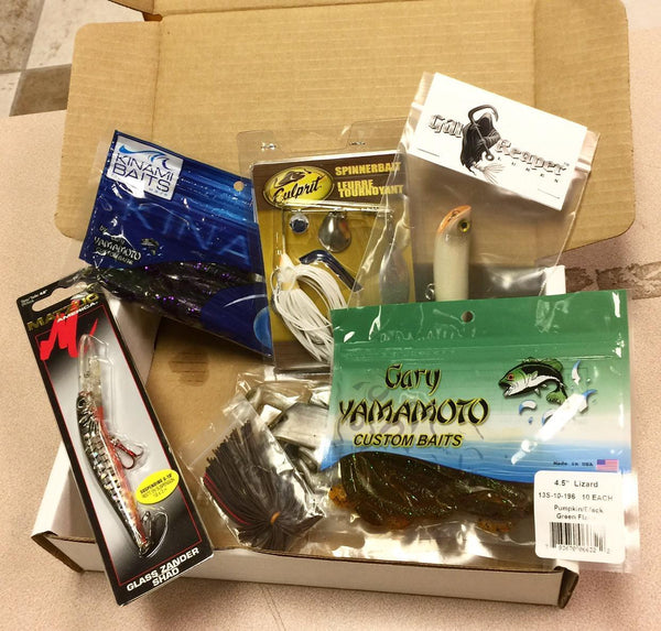 Freshwater Fishing Care Package