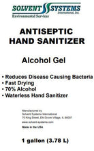 Load image into Gallery viewer, Alcohol Gel Antiseptic Hand Sanitizer 70% Case of Four 1-Gallon Jug