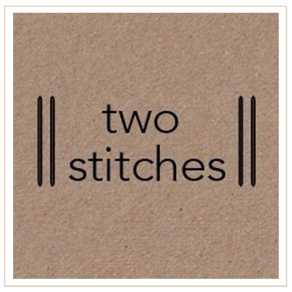 Two Stiches Patterns