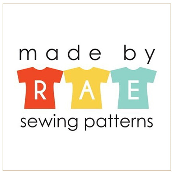 Made by Rae sewing patterns