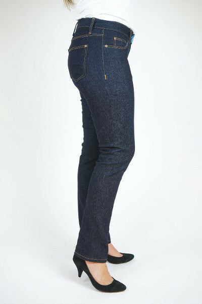 Ginger Skinny Jeans Pattern By Closet Core-Little Miss Sew n Sew