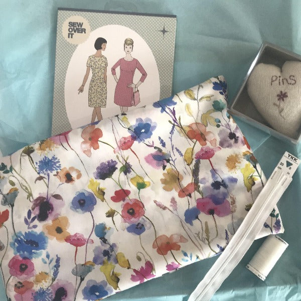 My Guilty Pleasure - The Woven Club - Trial Subscription-Little Miss Sew n Sew