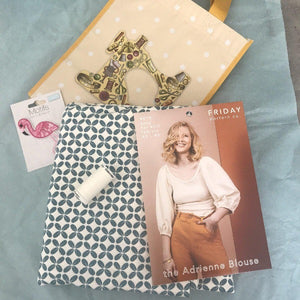 My Guilty Pleasure - The Stretch Club - Monthly Subscription-Little Miss Sew n Sew