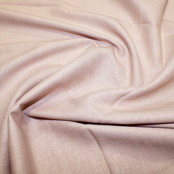 Stretch Linen Viscose Nude-Little Miss Sew n Sew