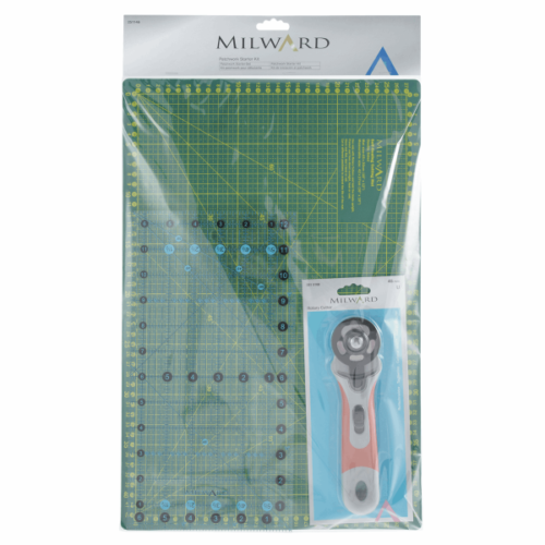 Milward Patchwork Starter Set-Little Miss Sew n Sew