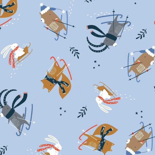 Dashwood – Snow much fun-Little Miss Sew n Sew