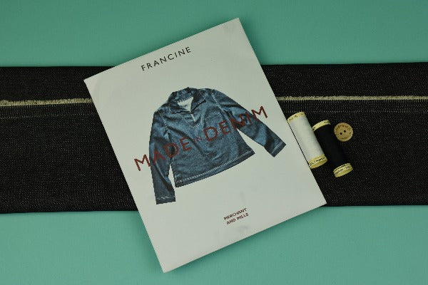All Set to Sew - Merchant & Mills - The Francine Pattern and Fabric Bundle