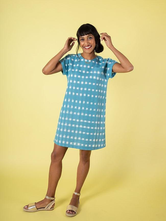 Tilly and the Buttons - Stevie Tunic-Little Miss Sew n Sew