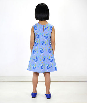 Oliver + S - Cartwheel Wrap Dress Sewing Pattern