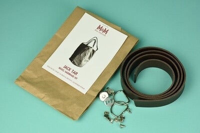 All Set to Sew - Merchant & Mills - The Jack Tar Bag - Pattern, Hardwear and fabric bundle