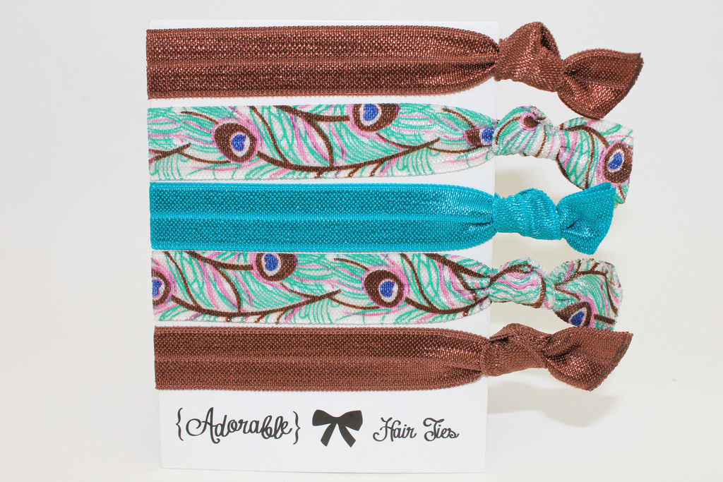 Why {Adorable} is better than drugstore brand hair elastics?