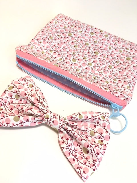 ADORABLE zipper pouches have arrived!