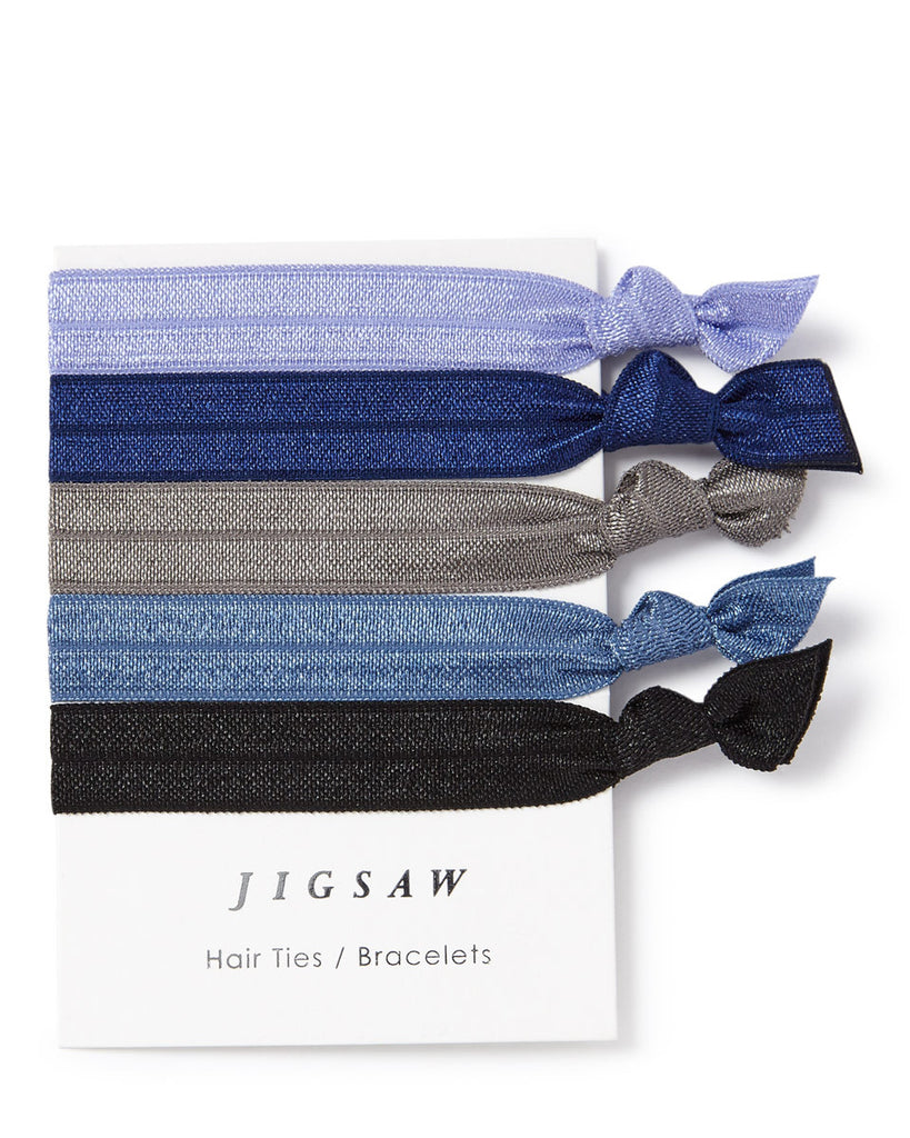 Adorable hair ties now available in Jigsaw Women