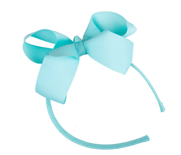 Adorable Double-Bow Alice Bands (see more colours) - Adorable Hair Ties