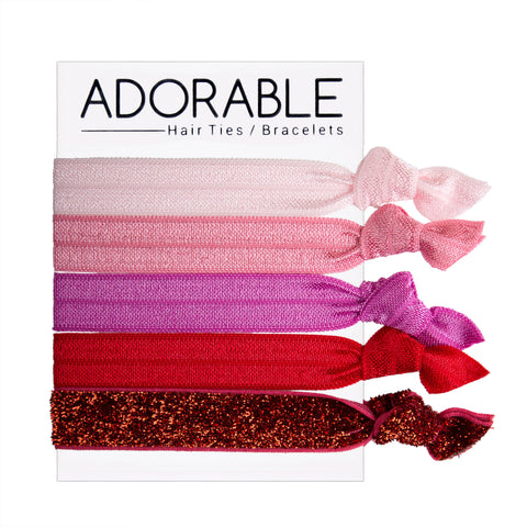 Hair Ties - Cosmopolitan - Adorable Hair Ties