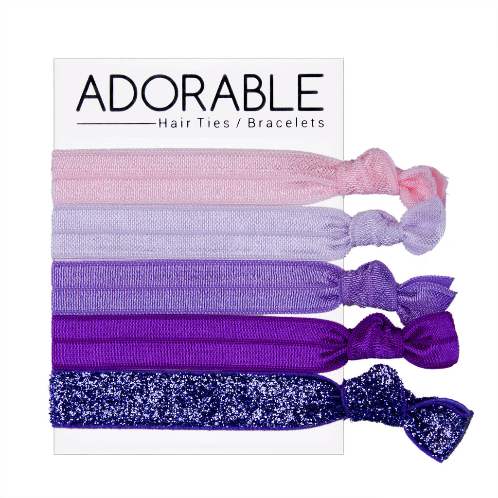 Hair Ties - Charlotte - Adorable Hair Ties