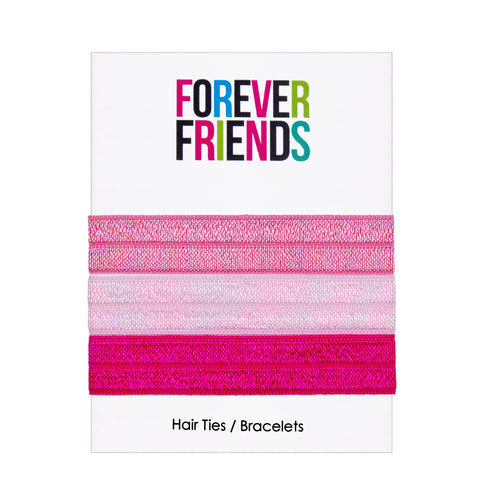 "Adorable Gift Card + Hair Ties ""Forever Friends"" - Adorable Hair Ties"