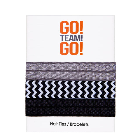 "Adorable Gift Card + Hair Ties  ""GO! Team! Go!"" - Adorable Hair Ties"