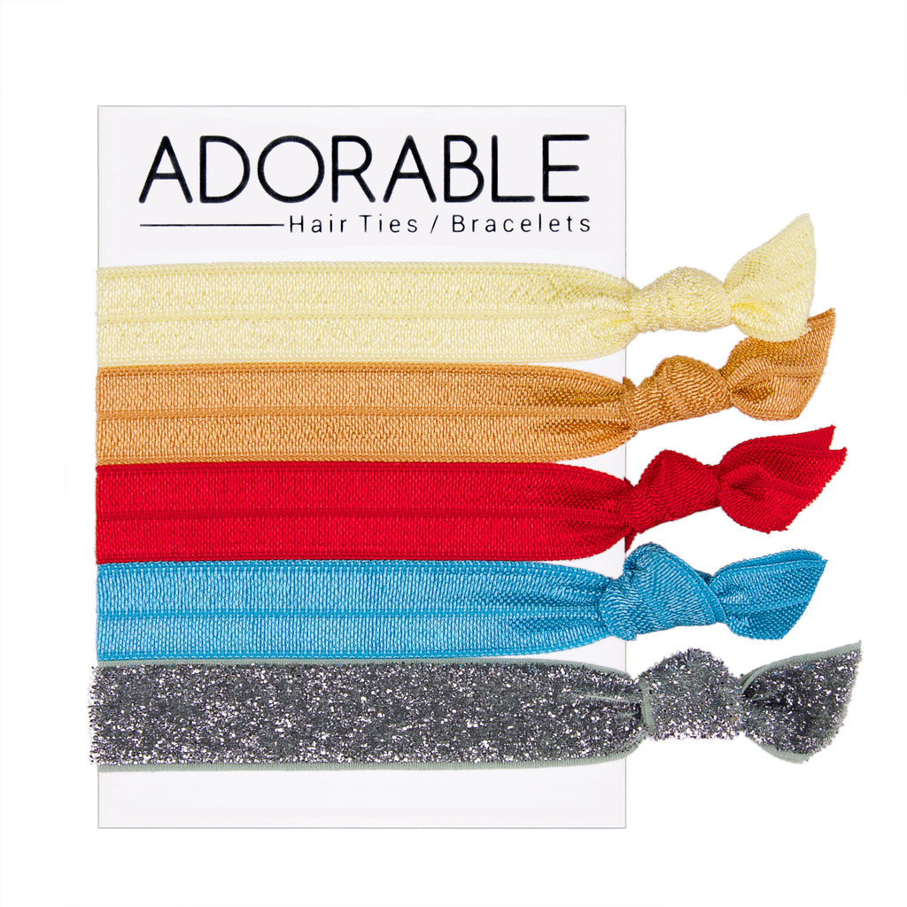 Hair Ties - Pebbles - Adorable Hair Ties