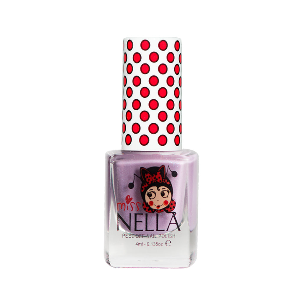 Miss Nella Kids Nail Polish -Butterfly Wings - Adorable Hair Ties