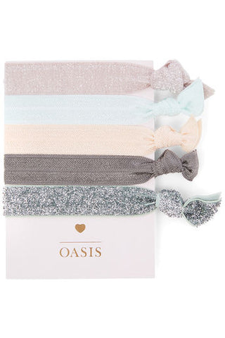 ADORABLE x OASIS - Adorable Hair Ties